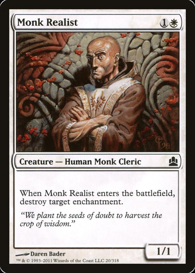 Monk Realist [CMD]