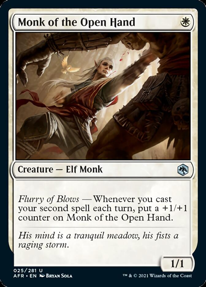 Monk of the Open Hand [AFR]