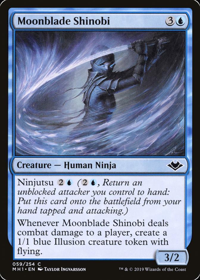 Moonblade Shinobi [MH1]