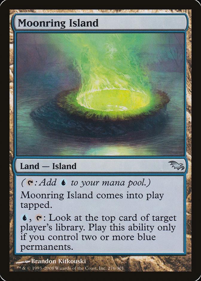 Moonring Island [SHM]