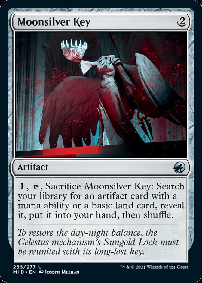 Moonsilver Key [MID]