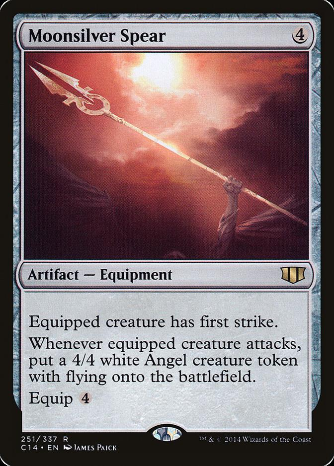 Moonsilver Spear [C14]