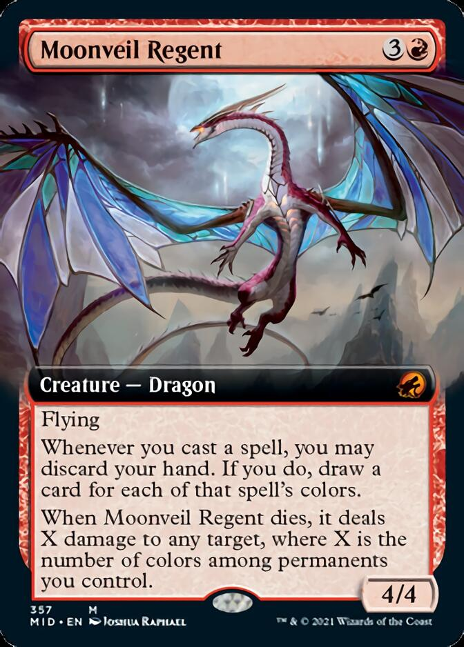 Moonveil Regent <extended> [MID]