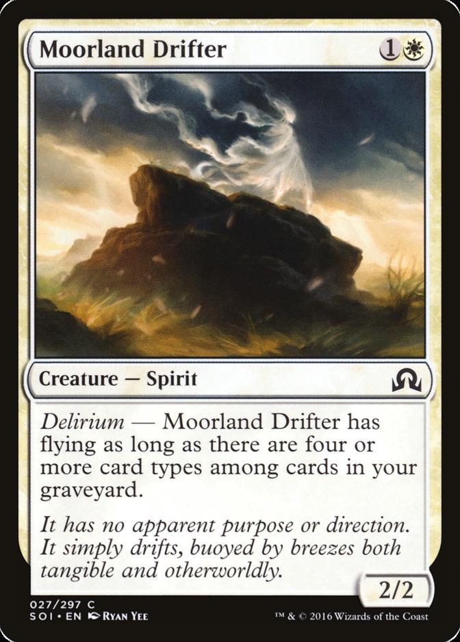 Moorland Drifter [SOI] (F)
