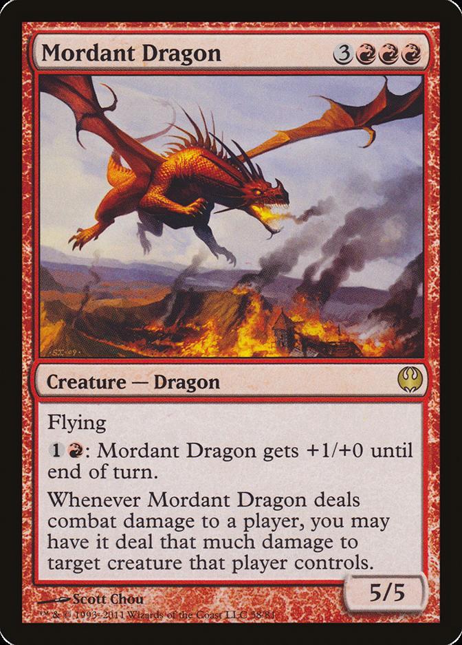 Mordant Dragon [DDG]