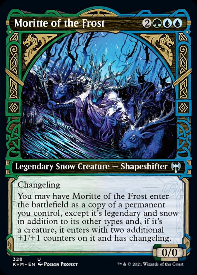 Moritte of the Frost <showcase> [KHM]