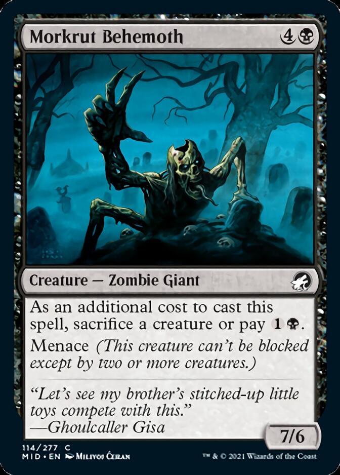 Morkrut Behemoth [MID]