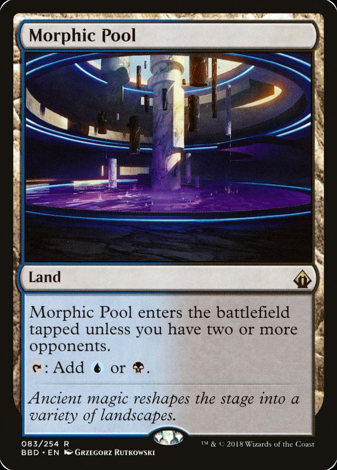 Morphic Pool [BBD]