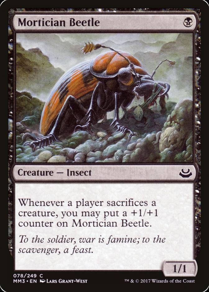 Mortician Beetle [MM3]