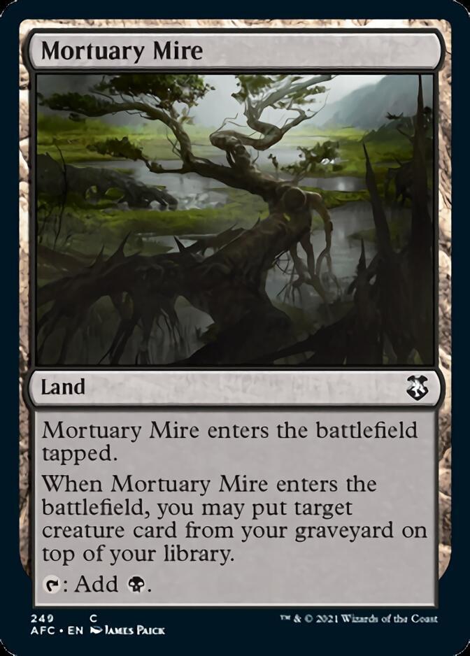 Mortuary Mire [AFC]