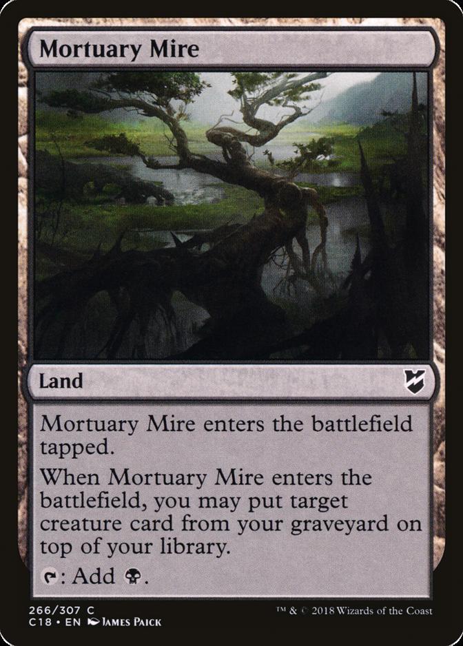Mortuary Mire [C18]