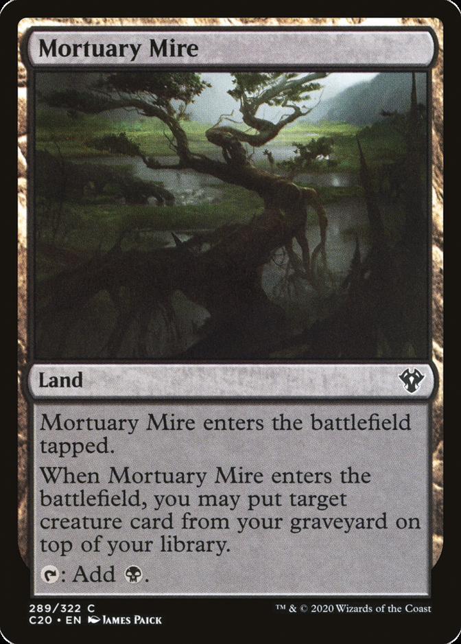 Mortuary Mire [C20]
