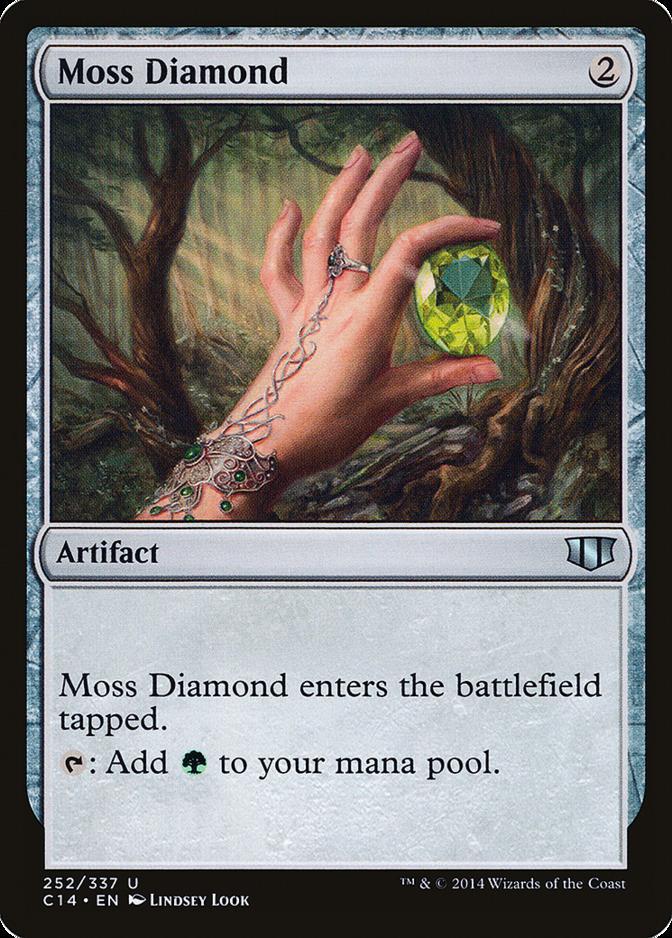 Moss Diamond [C14]