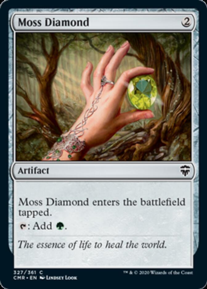 Moss Diamond [CMR]