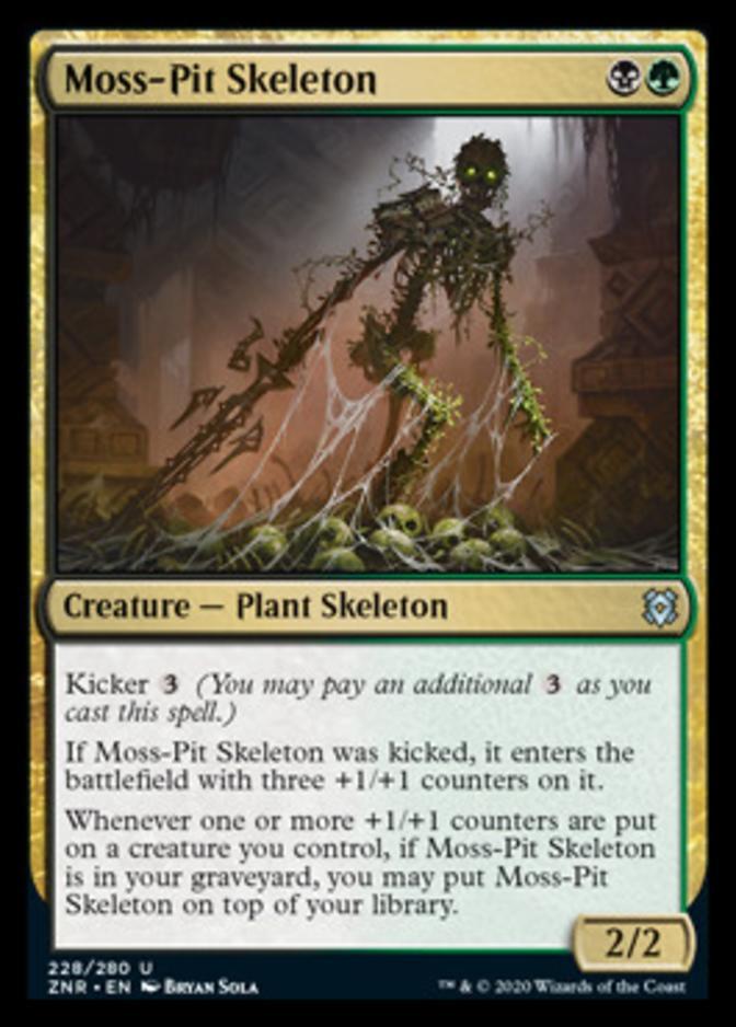 Moss-Pit Skeleton [ZNR]