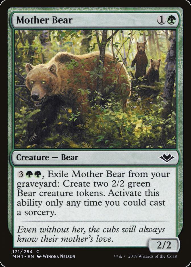 Mother Bear [MH1]