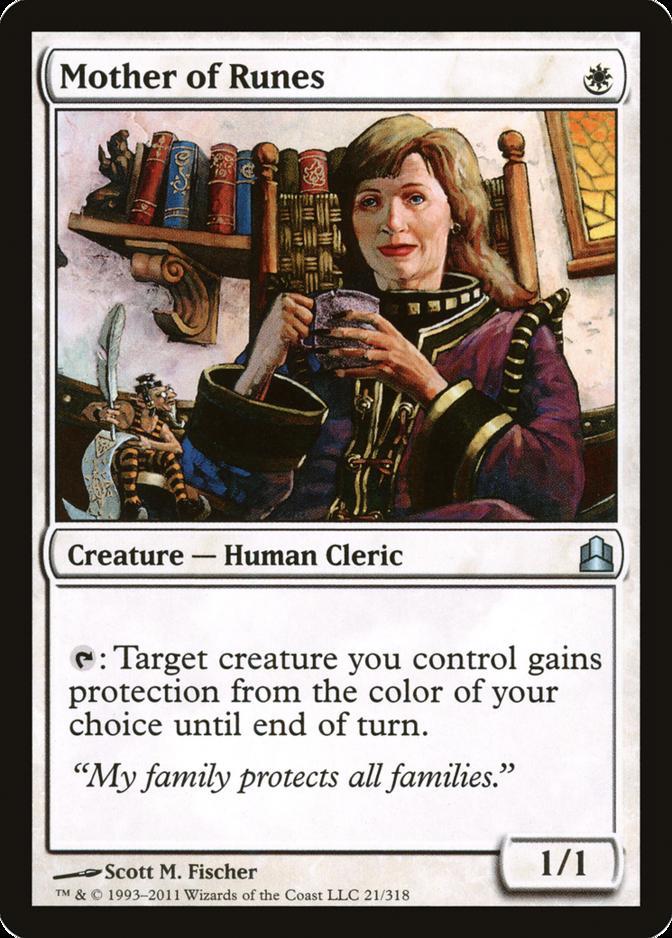 Mother of Runes [CMD]