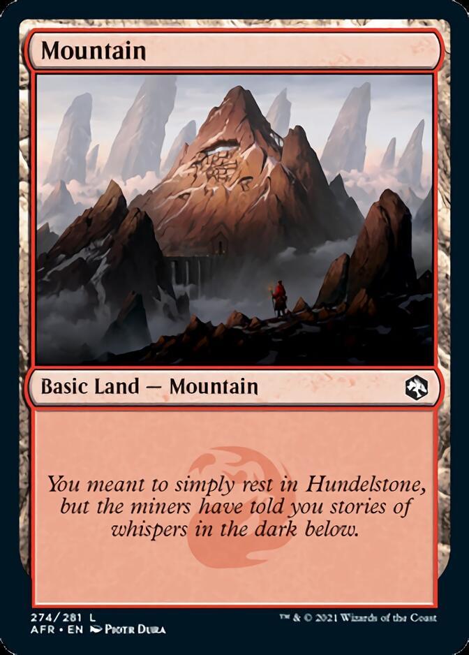 Mountain <274> [AFR]