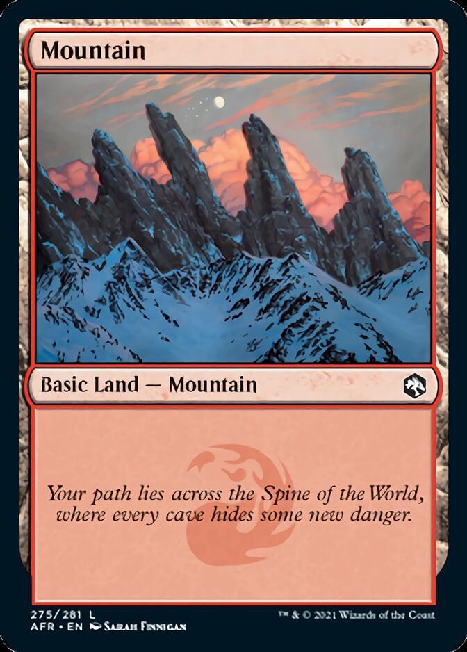 Mountain <275> [AFR]