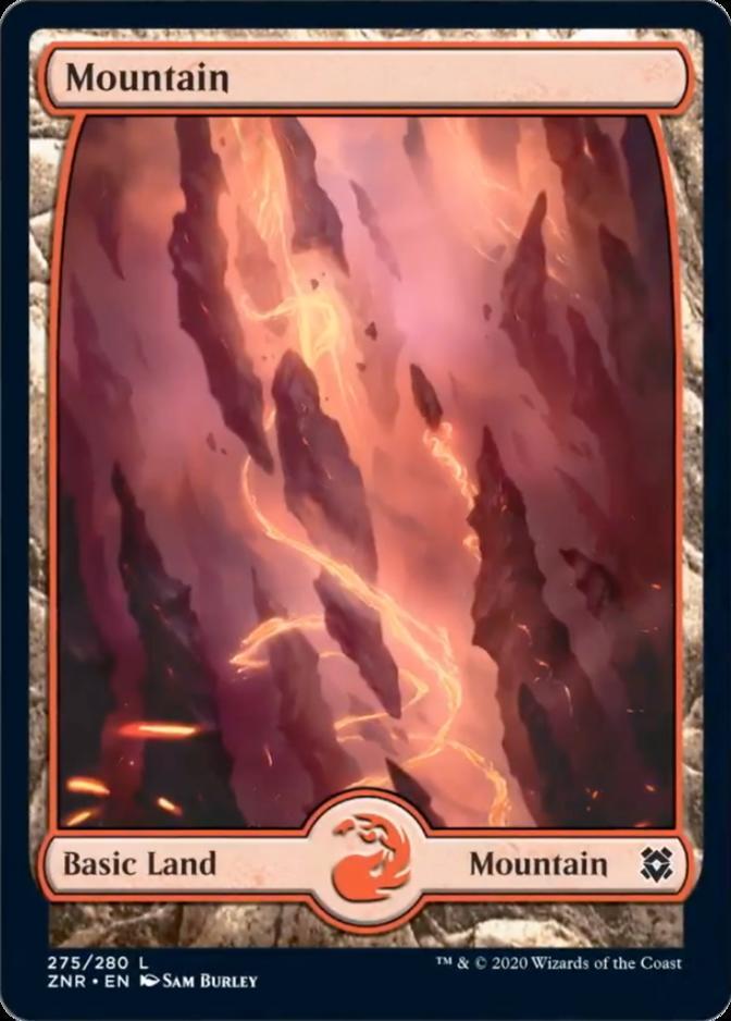 Mountain <275> [ZNR]