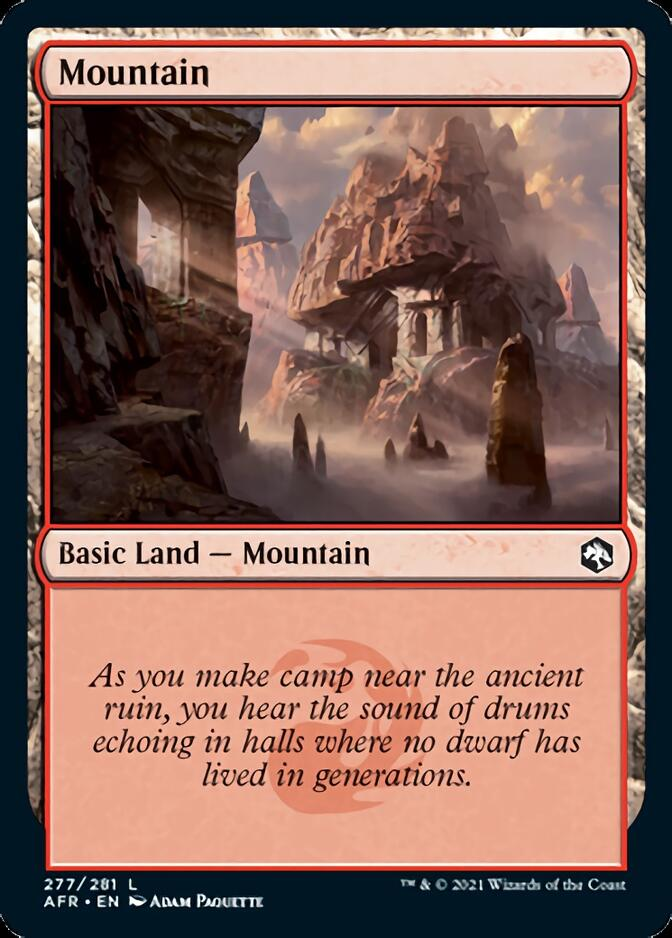 Mountain <277> [AFR]