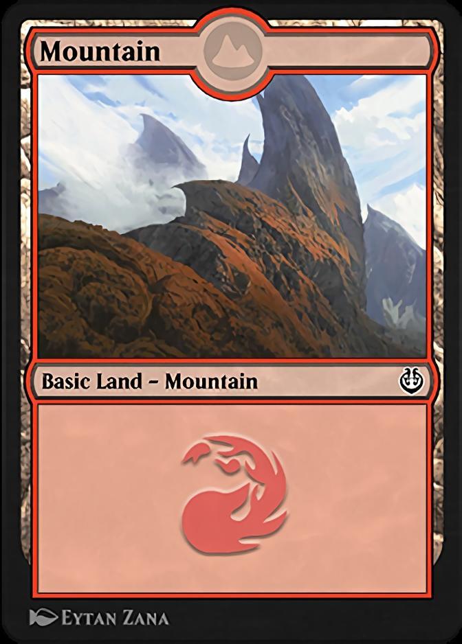Mountain <296> [KLR]