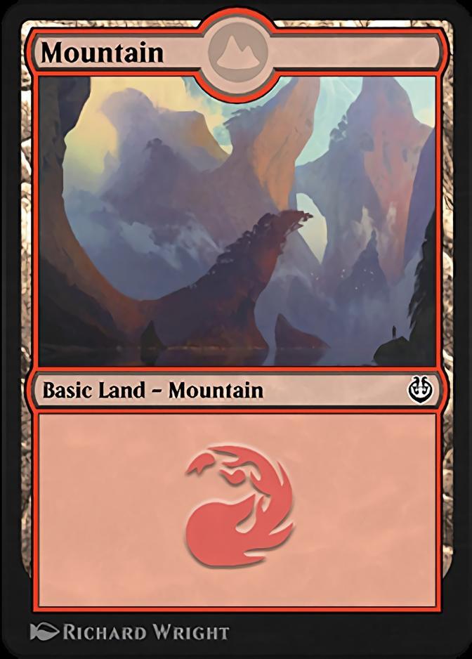 Mountain <297> [KLR]