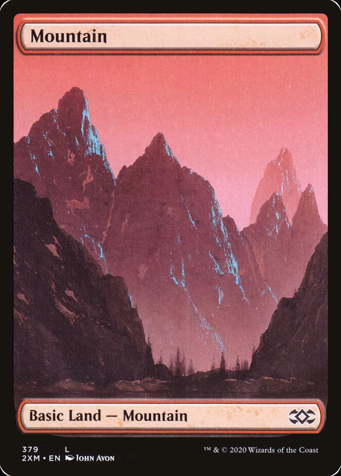 Mountain <379> [P2XM]