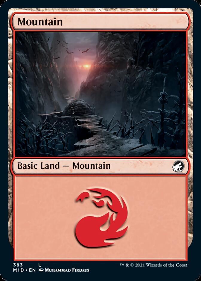 Mountain <383> [MID]