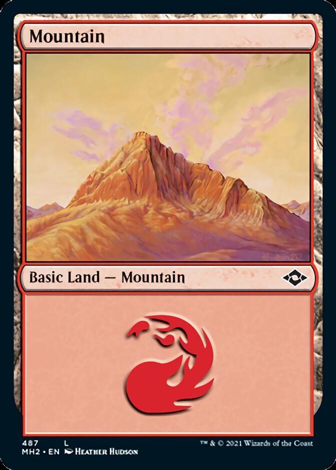 Mountain <487> [MH2]