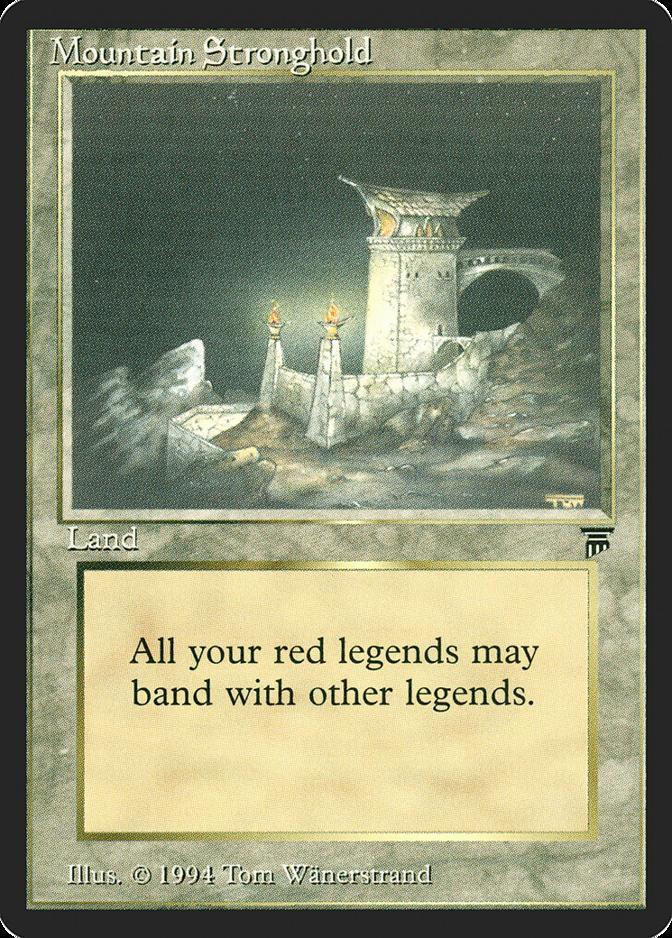 Mountain Stronghold [LEG]