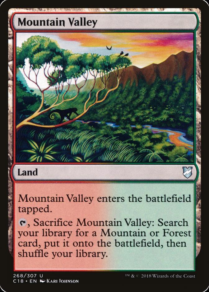 Mountain Valley [C18]