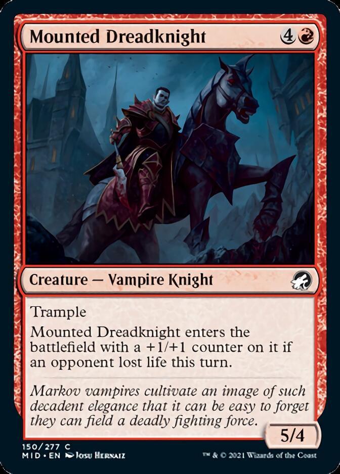 Mounted Dreadknight [MID]