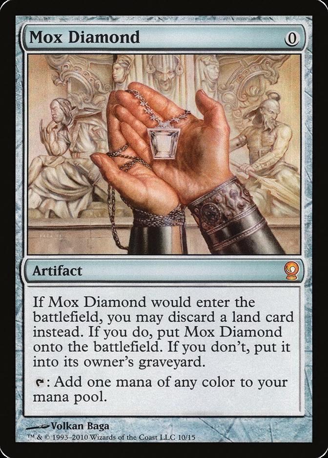 Mox Diamond [V10] (F)