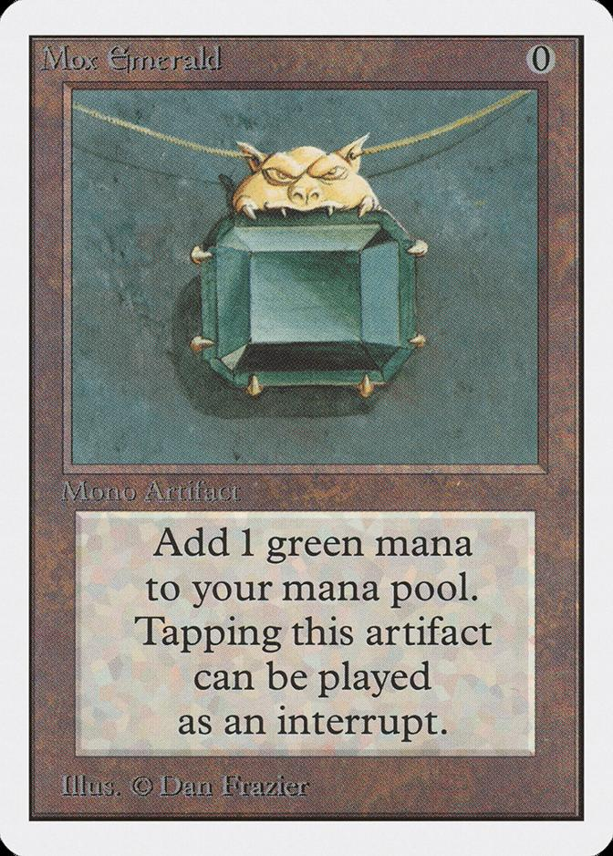 Mox Emerald [2ED]