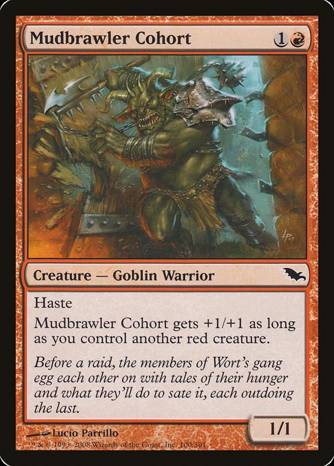Mudbrawler Cohort [SHM]