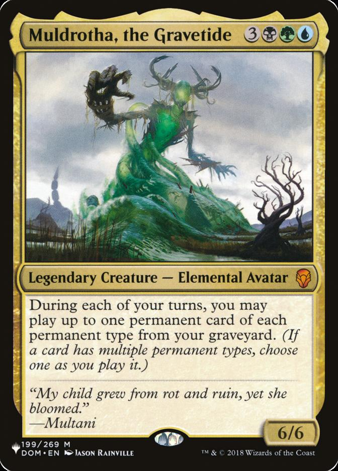 Muldrotha, the Gravetide [PLIST]