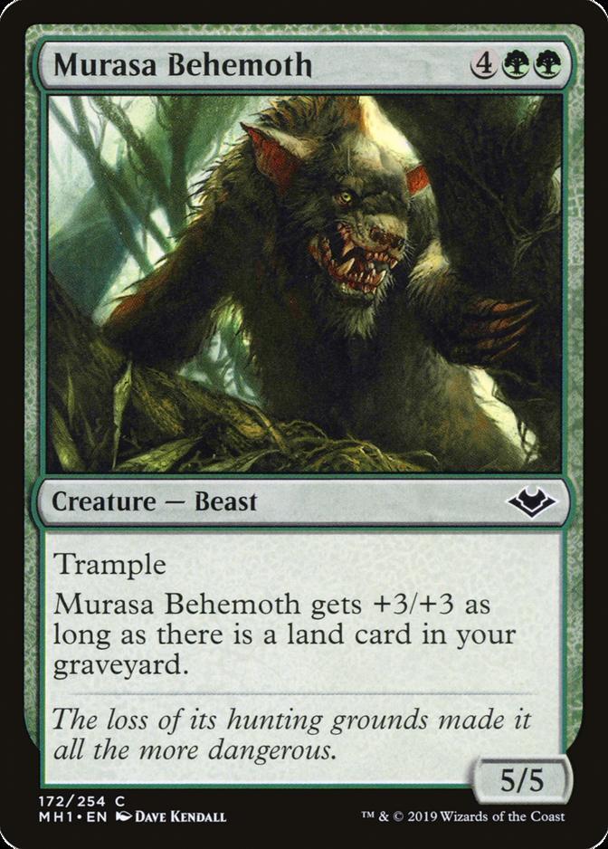 Murasa Behemoth [MH1]
