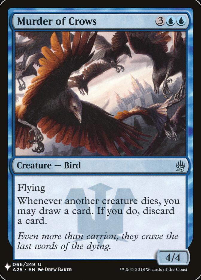 Murder of Crows [MB1]