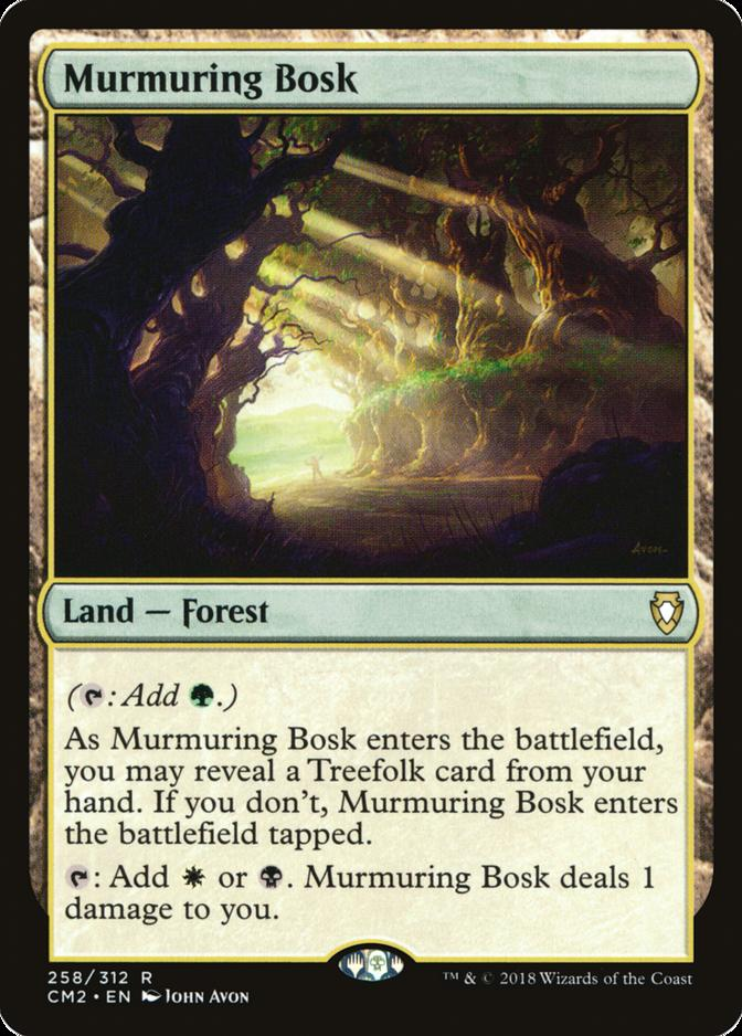 Murmuring Bosk [CM2]