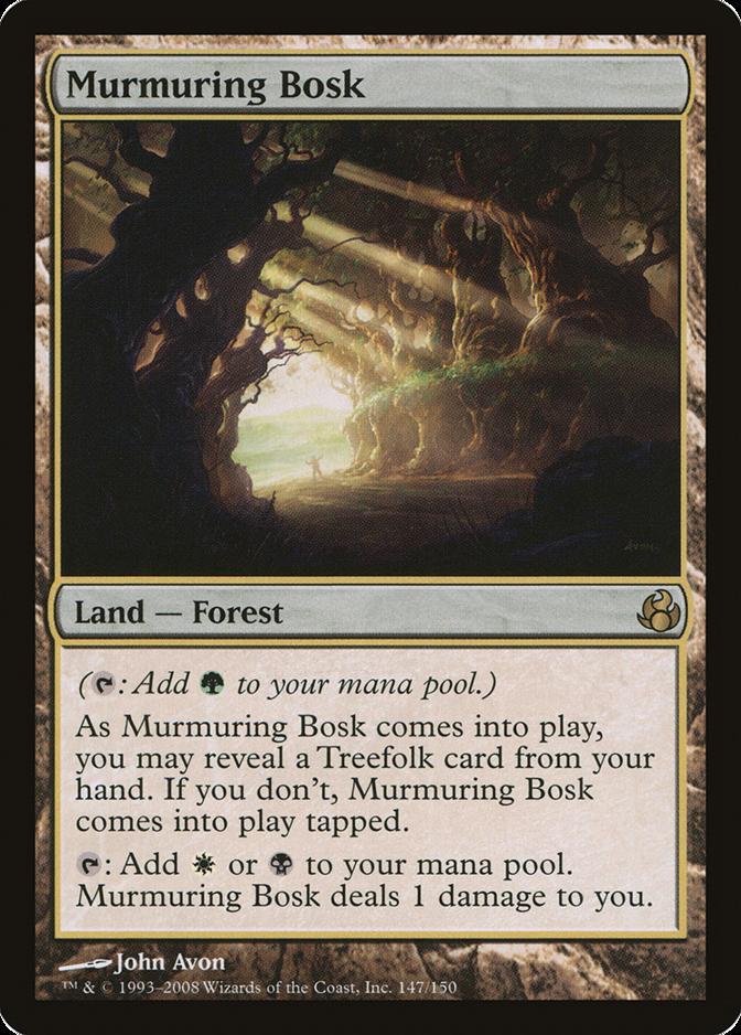Murmuring Bosk [MOR]