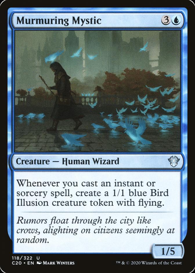 Murmuring Mystic [C20]
