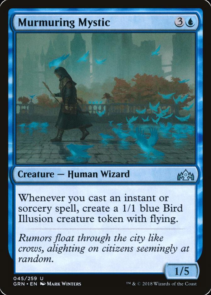 Murmuring Mystic [GRN]