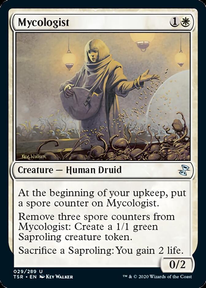 Mycologist [TSR]