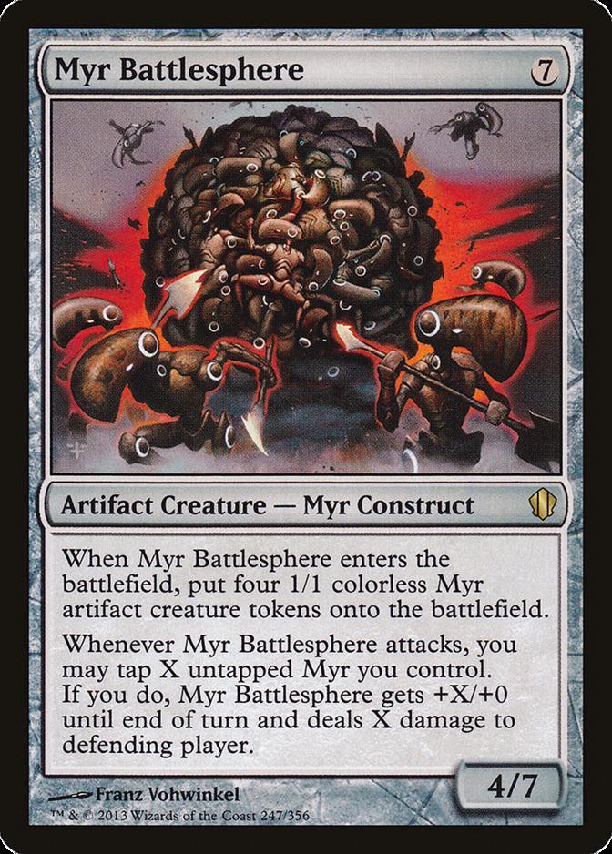 Myr Battlesphere [C13] (F)