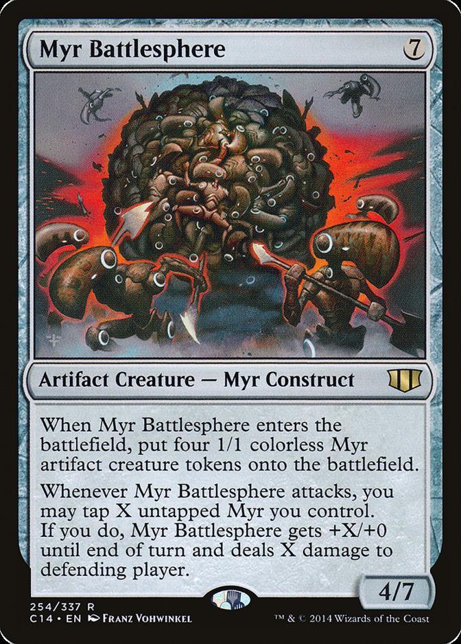 Myr Battlesphere [C14]