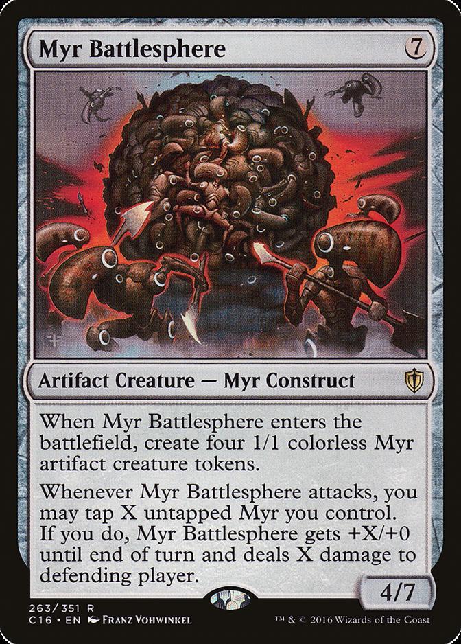 Myr Battlesphere [C16]