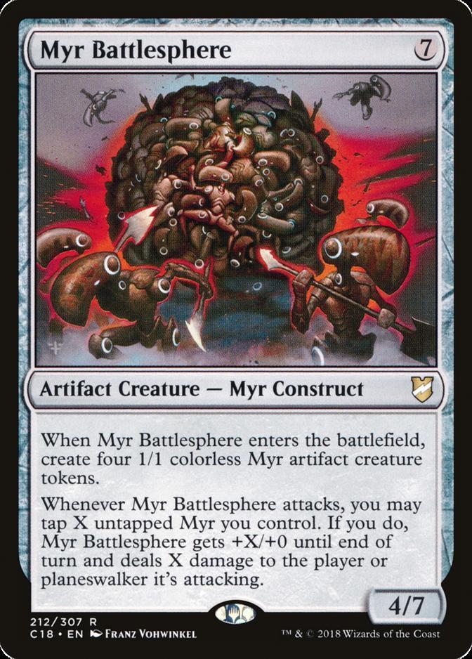 Myr Battlesphere [C18]