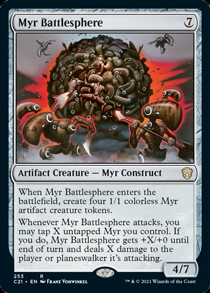 Myr Battlesphere [C21]