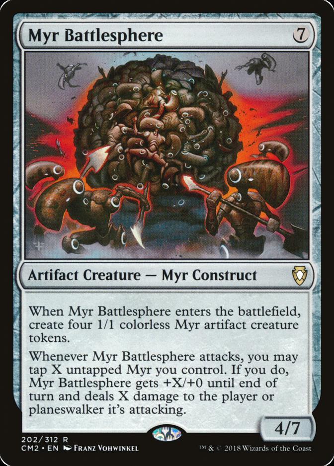 Myr Battlesphere [CM2]
